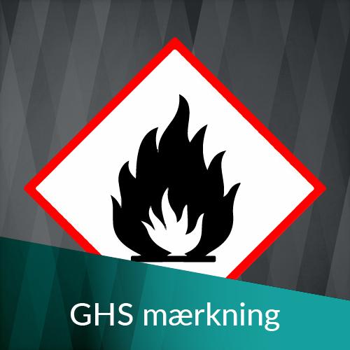 GHS mærkning