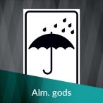 Alm. gods skilte