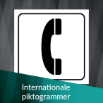 Internationale piktogrammer