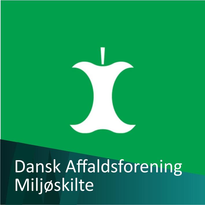 Dansk Affaldsforening Miljøskilte