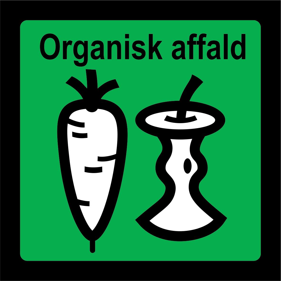 Organisk affald