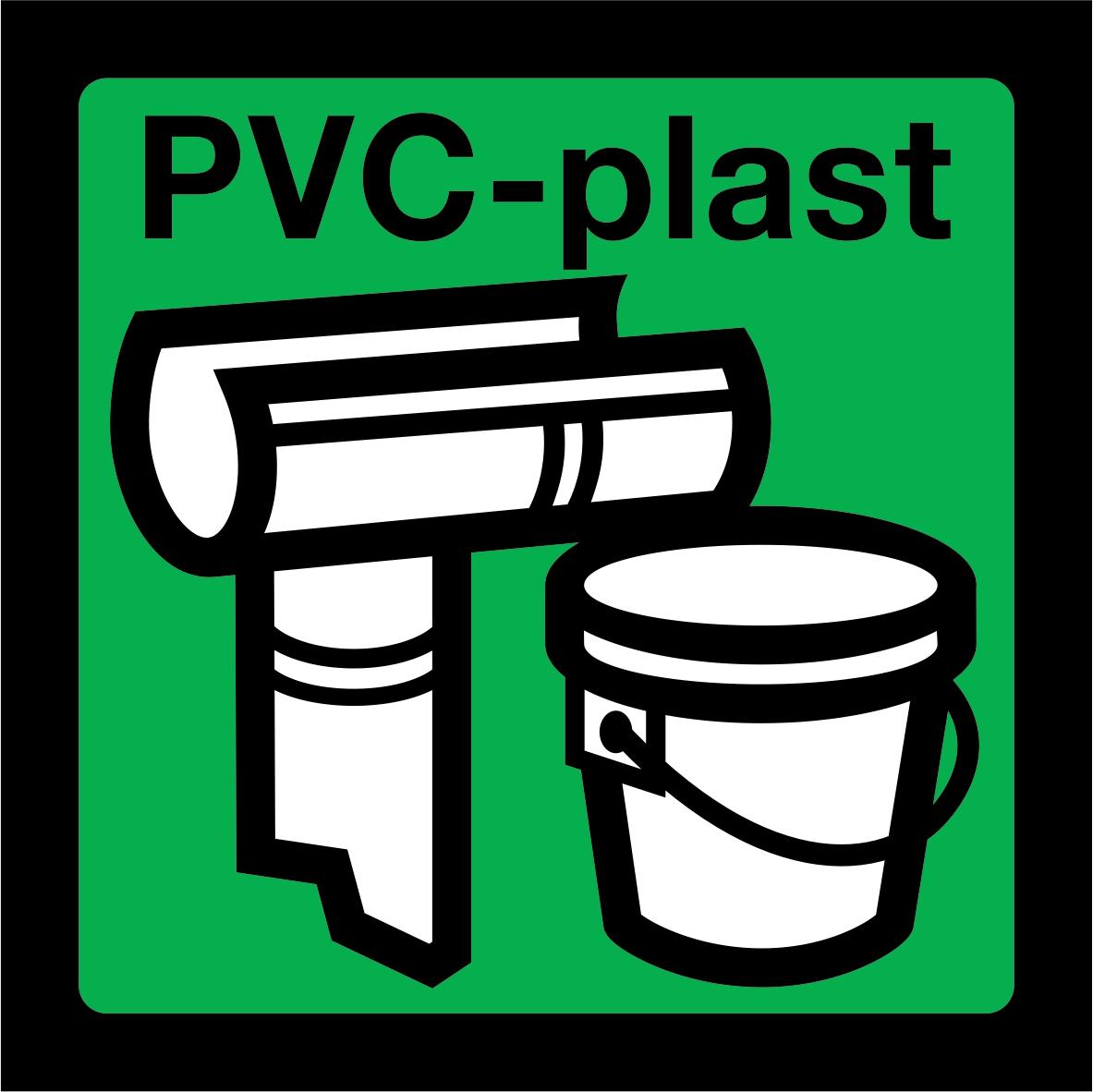 PVC plast
