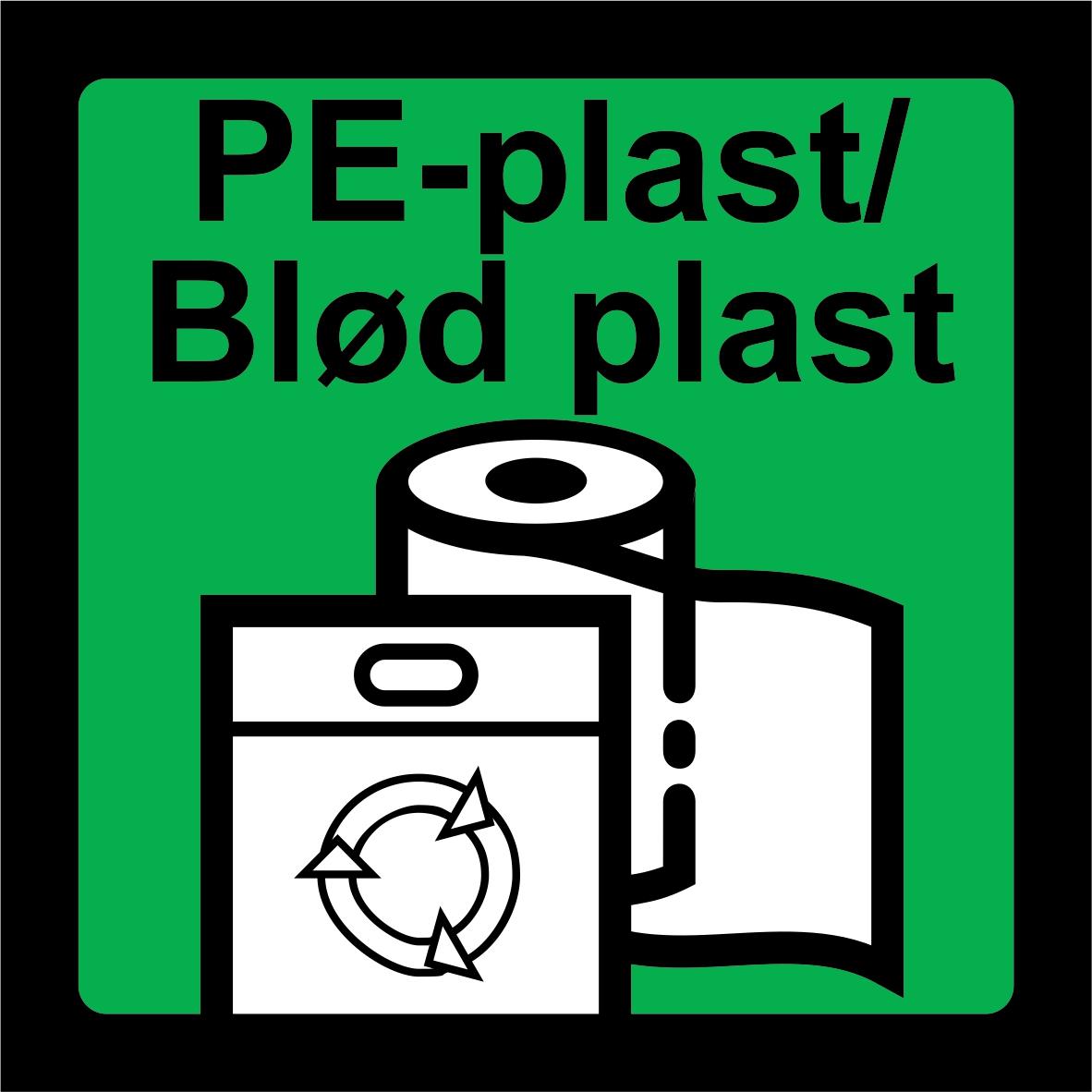 PE-plast / Blød plast