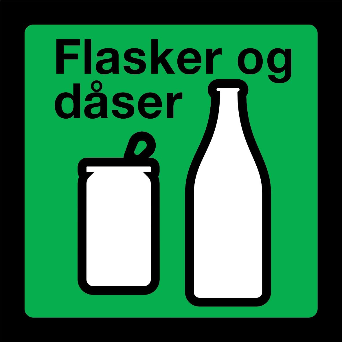 Flasker og dåser