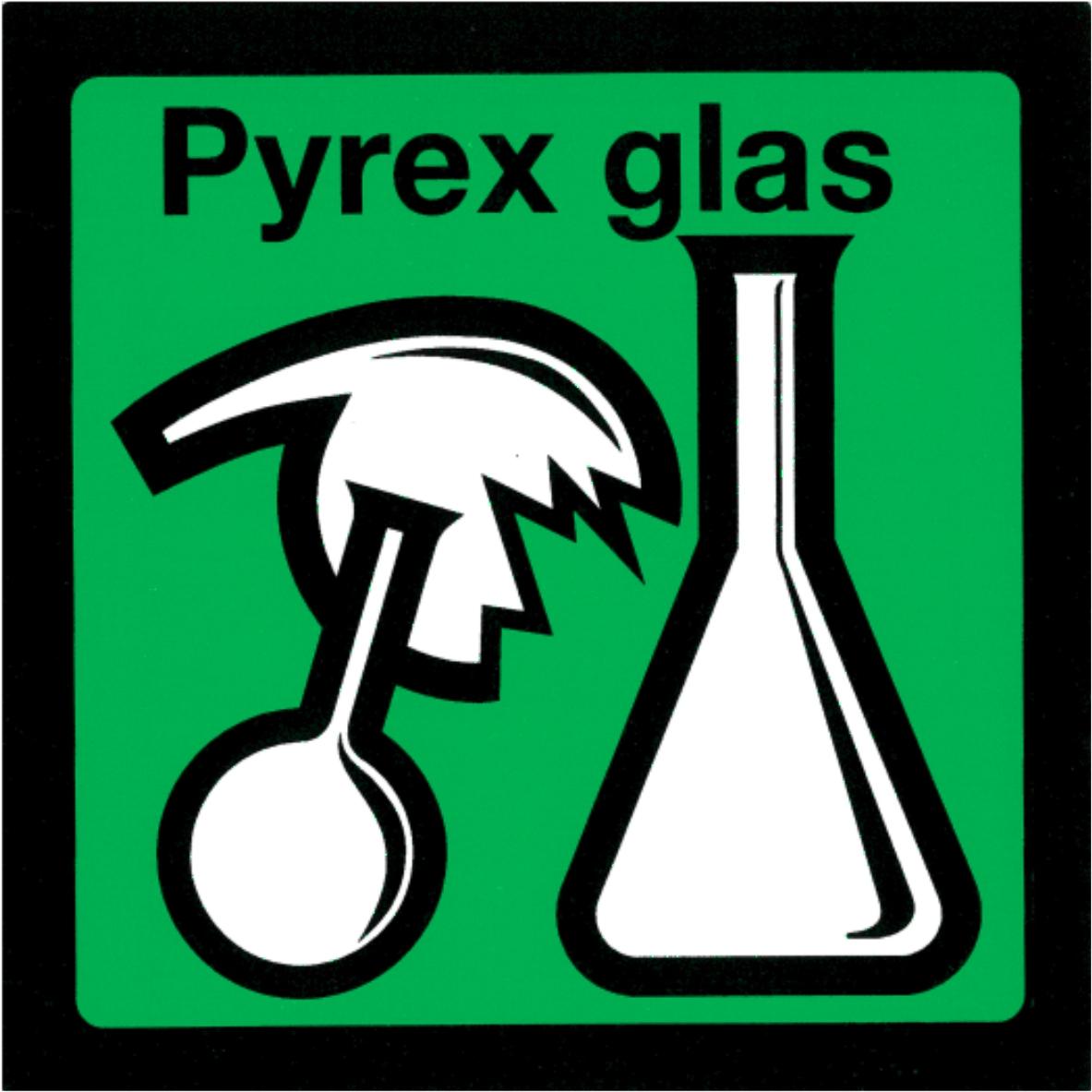 Pyrex glas